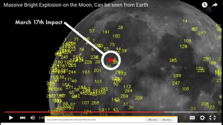 impact Lune